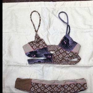 Acacia swimwear Medium top only.